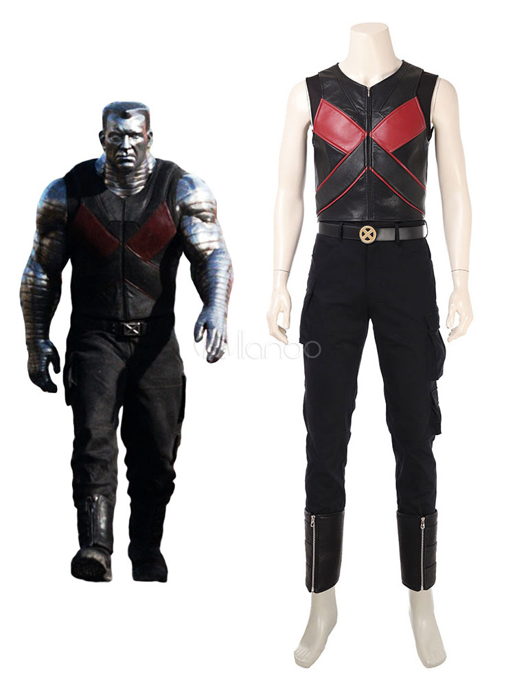 Deadpool 2 Colossus Halloween Cosplay Costume - Milanoo.com 6728996a7c41