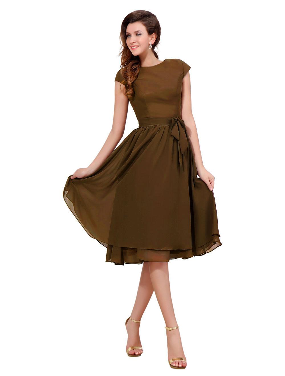 c93d38018bd Abendkleider Chiffon Großhandel Abendkleider Chiffon Online ...