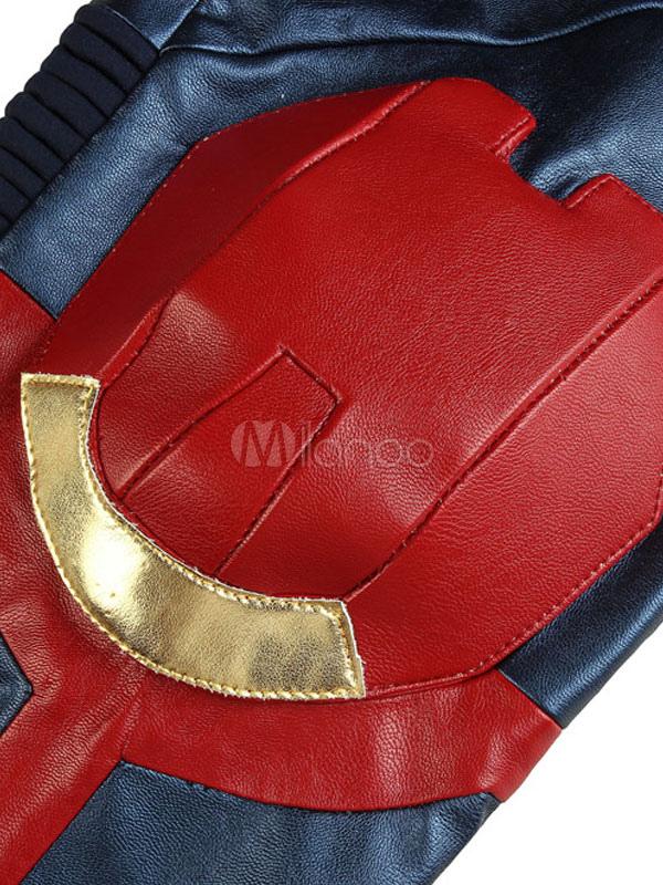 e5bd58c5e0eb ... Costume Cosplay di Film   TV 2019 Captain Marvel Ms Marvel Carol  Danvers Costume cosplay di ...