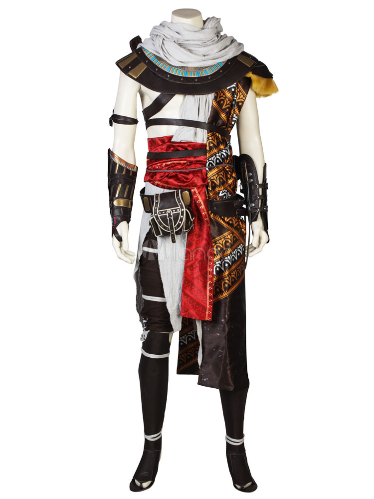 black hood assassins creed origins outfits