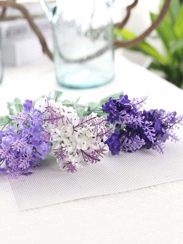 Lavender Wedding Decorations Table Centerpieces Flower Home Decor