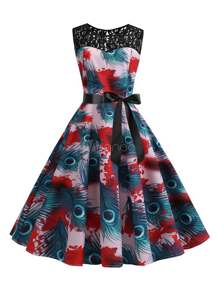 robe de rencontres des années 1950