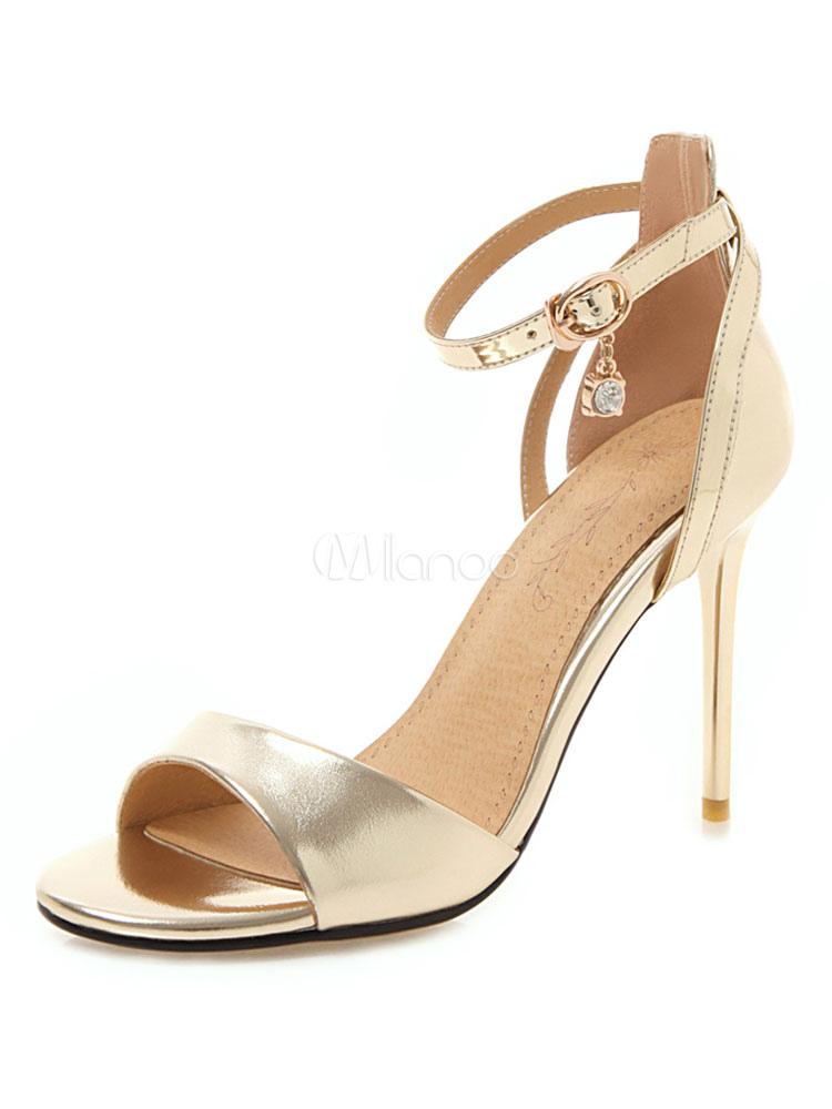 Sandale Talons Et Habillées 8n0pxwko Lacets À Chaussures Dorées K3lFJcT1