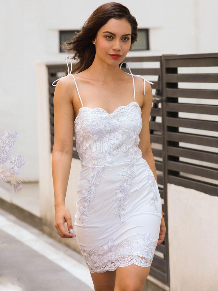 robe longue moulante blanche acheter robe longue. Black Bedroom Furniture Sets. Home Design Ideas