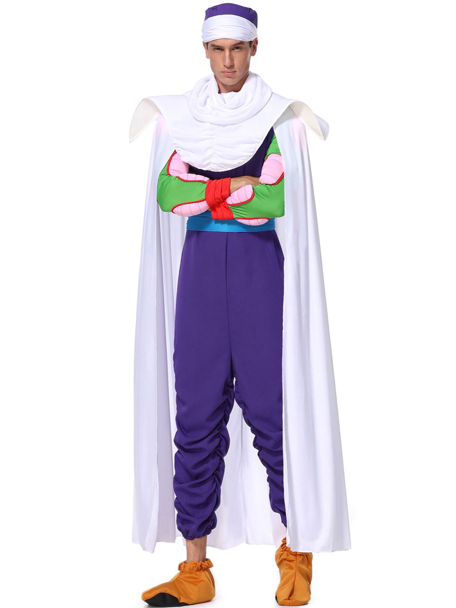 online retailer fb02b b4d9e Costumi di Halloween da uomo Calzature esotiche Body Coprispalle Set di  Halloween Costumi festivi