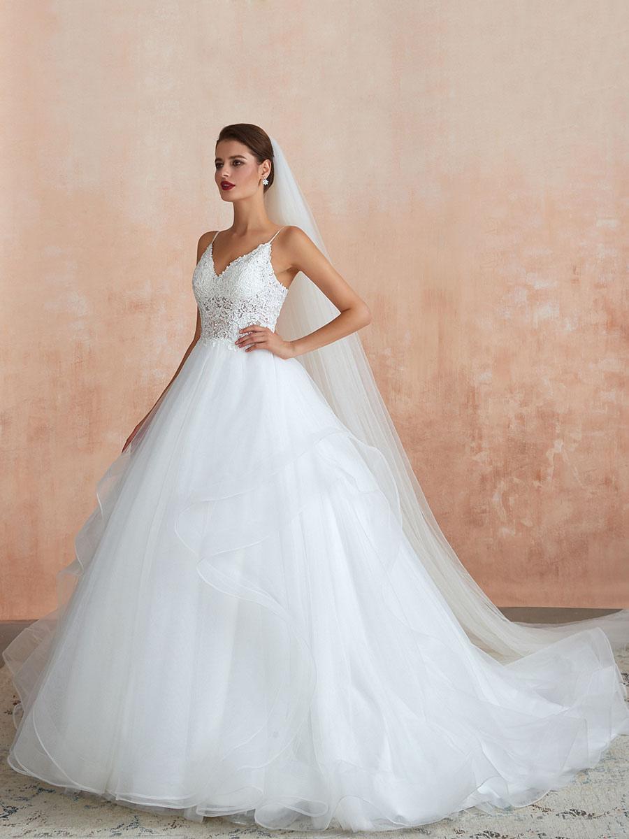 Robe de mariée 2020 Robe de princesse avec