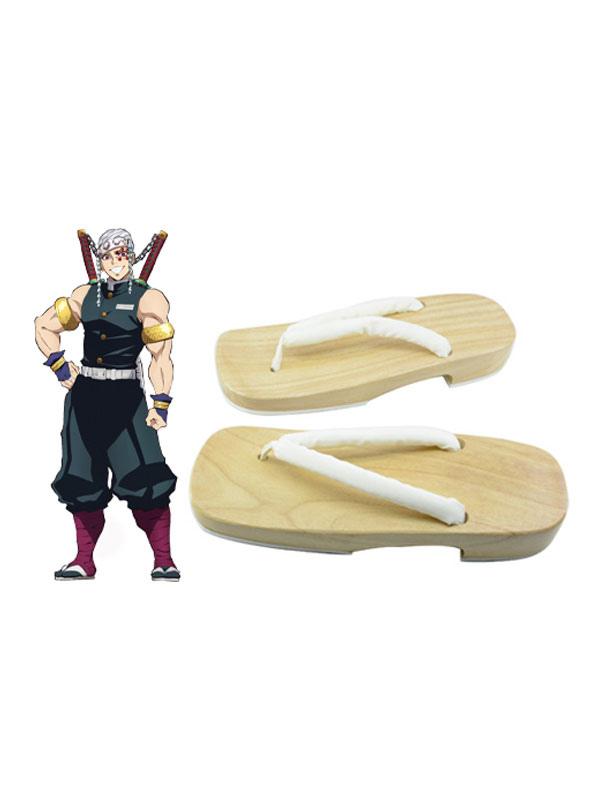 Demon Slayer Kimetsu No Yaiba Uzui Tengen Clogs And Socks Anime Cosplay Accessories Milanoo Com 11 statue is made of pvc/abs and stands. demon slayer kimetsu no yaiba uzui tengen clogs and socks anime cosplay accessories