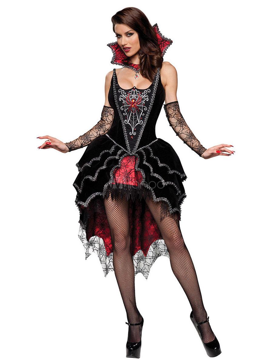 Sexy vampire dress