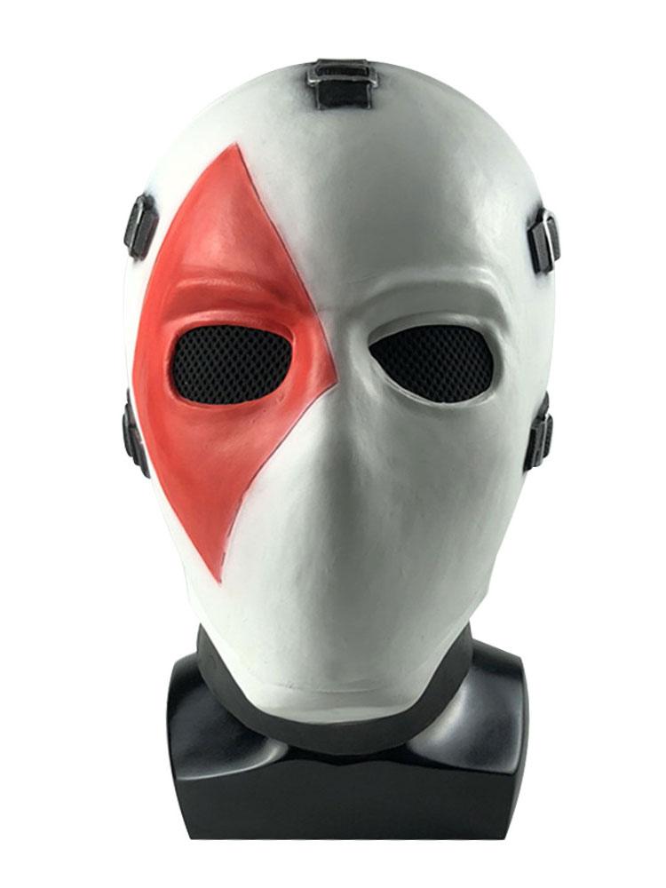 Fortnite Battle Royale Wild Card Poker Maske Kopfbedeckung Cosplay Kostum Halloween Milanoo Com
