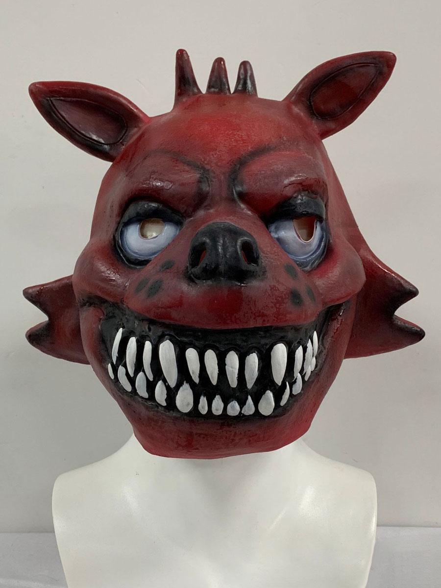 Five Nights At Freddy S Foxy The Pirate Fox Headwear Cosplay Costume Carnival Milanoo Com