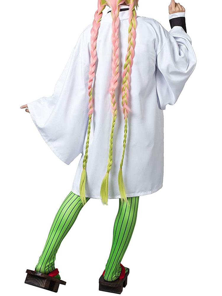 Demon Slayer Kimetsu No Yaiba Kanroji Mitsuri Kimono Only Anime Cosplay Costume Milanoo Com ꩜ — mitsuri kanroji moodboard. demon slayer kimetsu no yaiba kanroji mitsuri kimono only anime cosplay costume