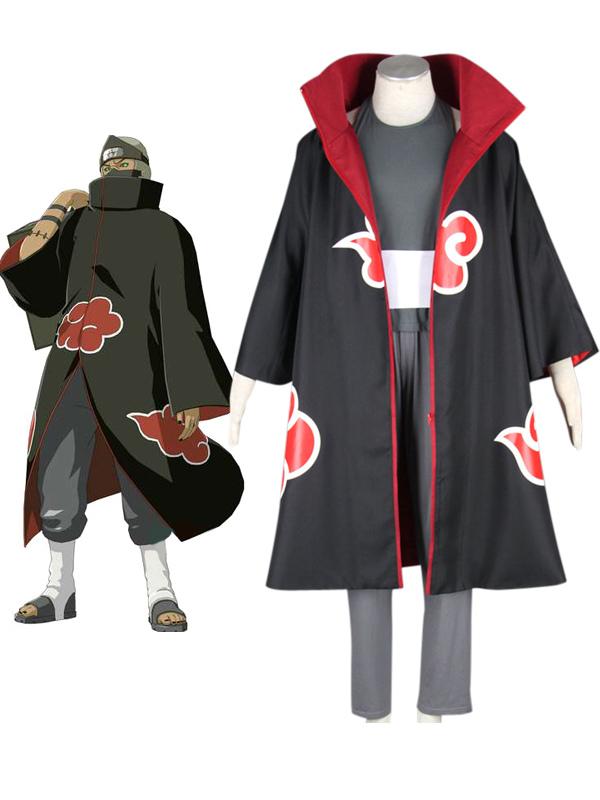 Naruto Kakuzu Anime Cosplay Costume Halloween