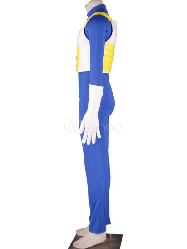 Dragonball Kai Vegeta Anime Cosplay Costume - Milanoo.com