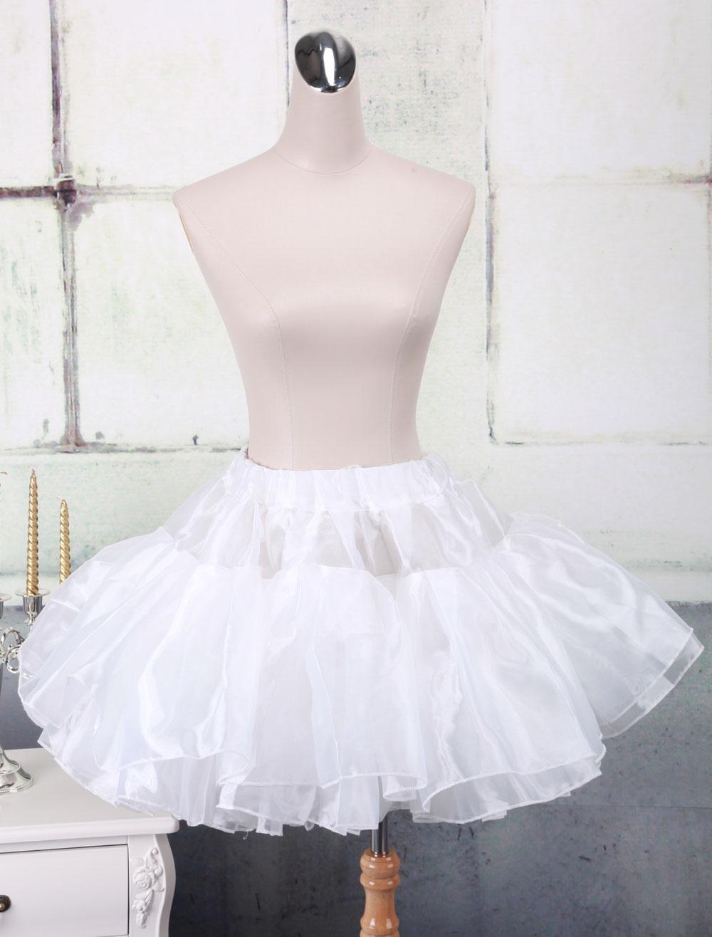 3f9fb7aae6f8a Lolita Petticoats | Milanoo.com
