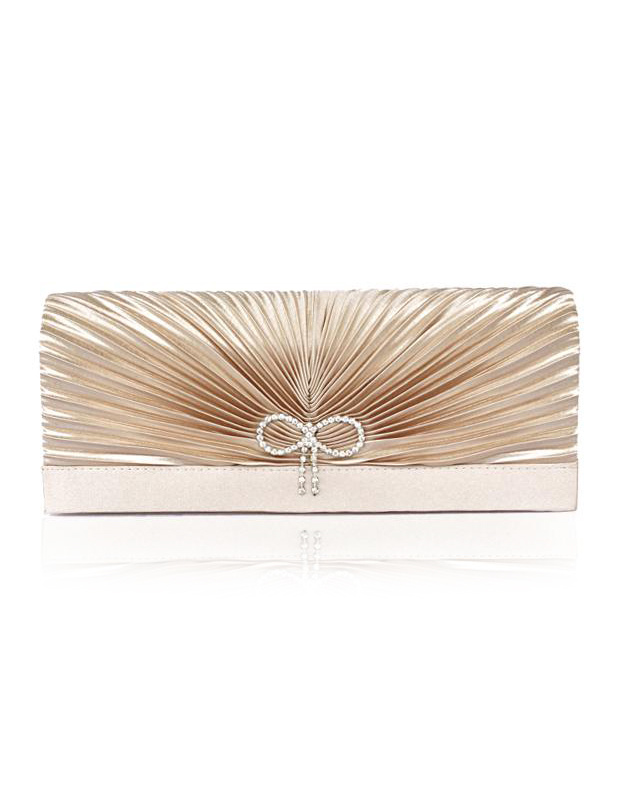 Silk Women's Evening Bag