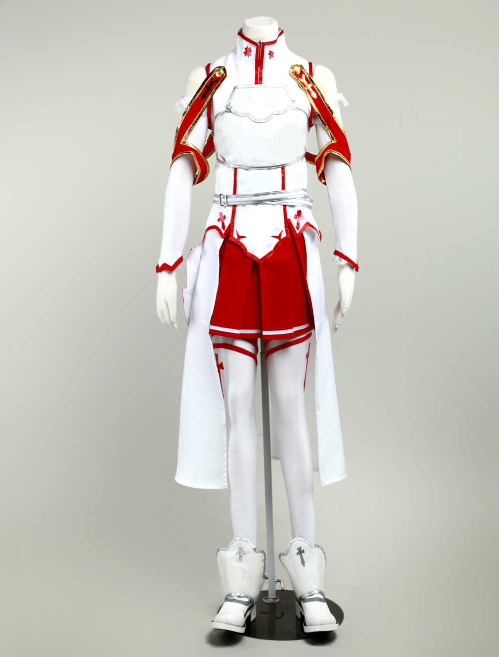 78a85ca9f4 Inspired By Sword Art Online Yuuki Asuna Cosplay Costume SAO Asuna Halloween  Halloween-No. 12. 30%OFF. Color: AddThis Sharing Buttons