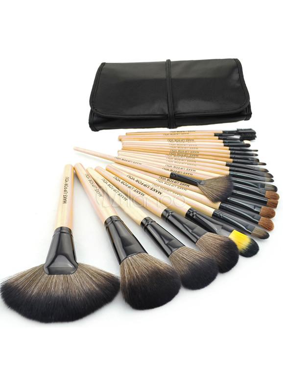 Soft Application Color 24 Makeup Brush Sets