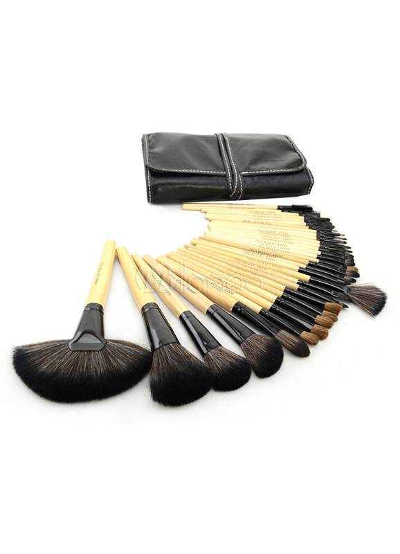 Chic Make Up Brushes Set