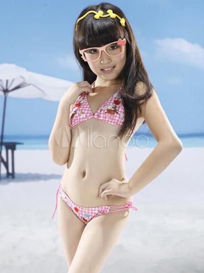 Was bikini en ninas remarkable, rather