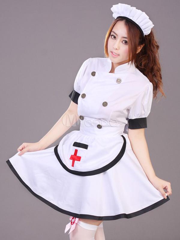 Hübsche krankenschwester
