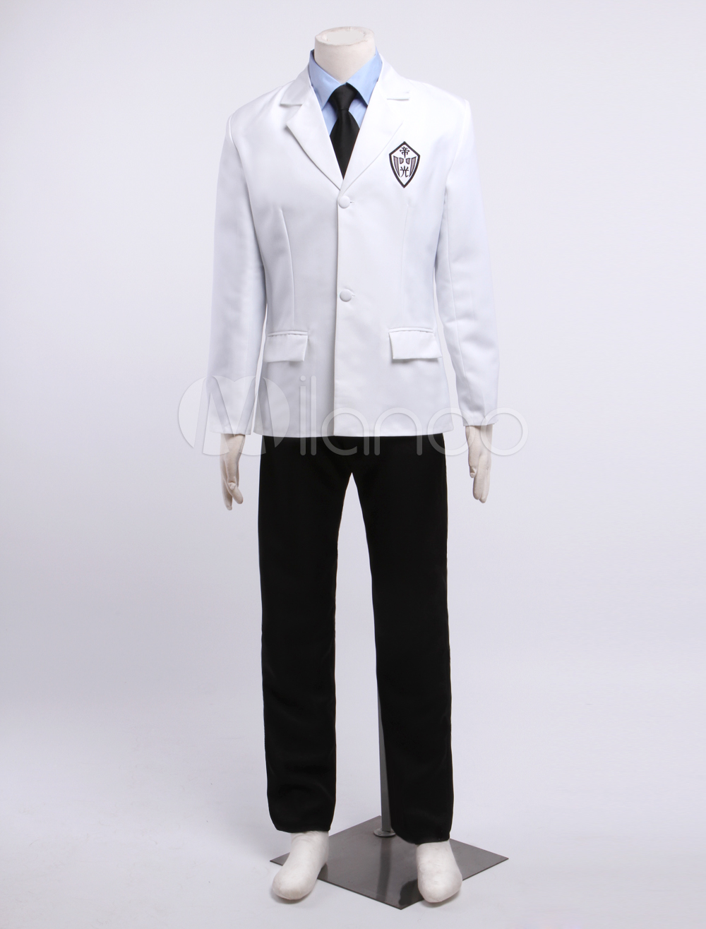 Buy Stylish Kuroko No Basketball School Uniform Anime Cosplay Costume Halloween for $88.99 in Milanoo store