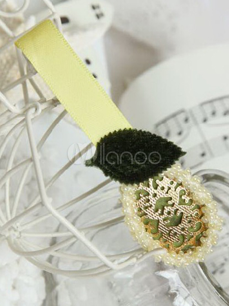 Buy Yellow Cotton Lovely Lolita Headdress for $13.79 in Milanoo store