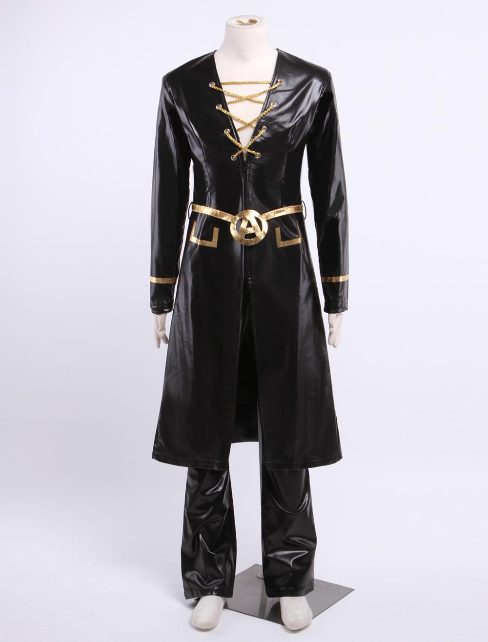 ... JoJo s Bizarre Adventure Leone Abbacchio Cosplay Costume Halloween-No.5.  1. 30%OFF. Color Black 13bc49feca44