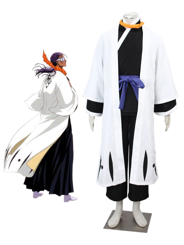 Buy Bleach Tousen Kaname Halloween Cosplay Costume Halloween for $55.99 in Milanoo store
