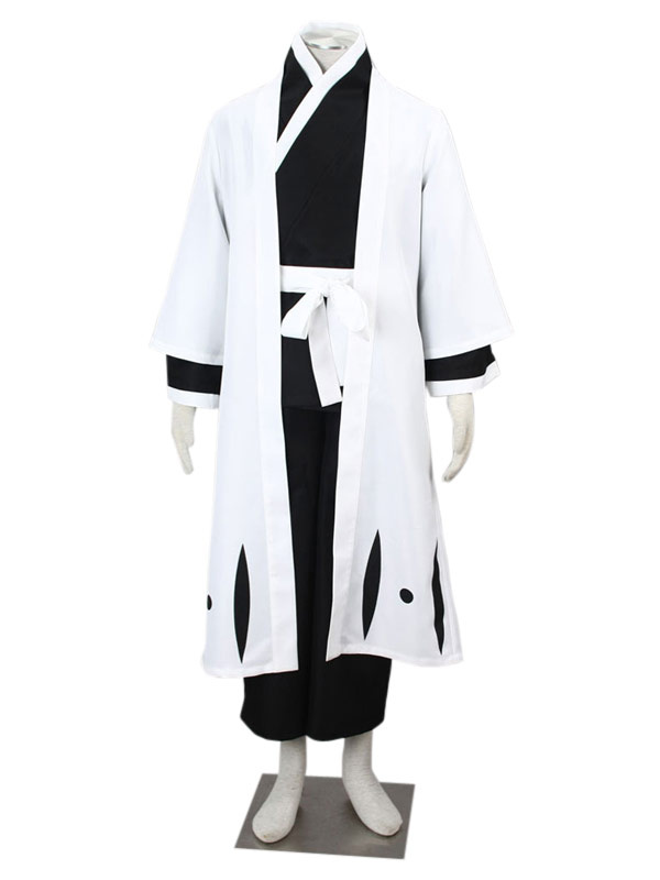Bleach Aizen Sousuke Halloween Cosplay Costume Halloween