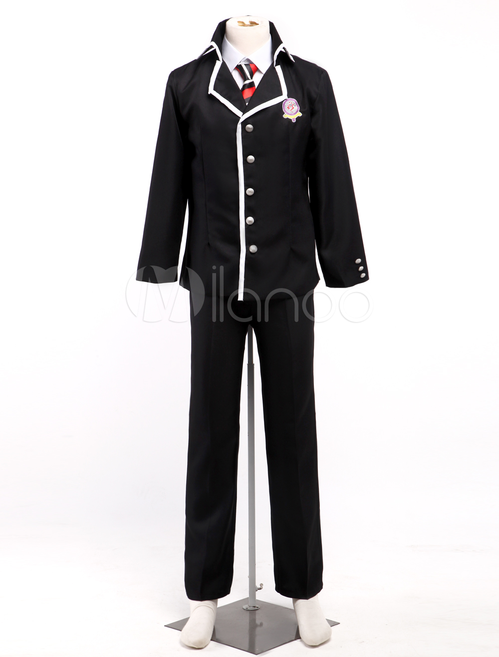 Ao no Exorcist Okumura Rin School Uniform Cosplay Costume Halloween