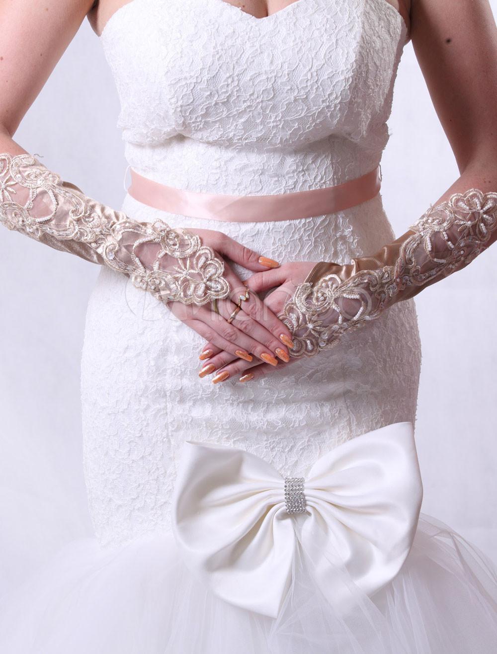 Elegant Wedding Gloves