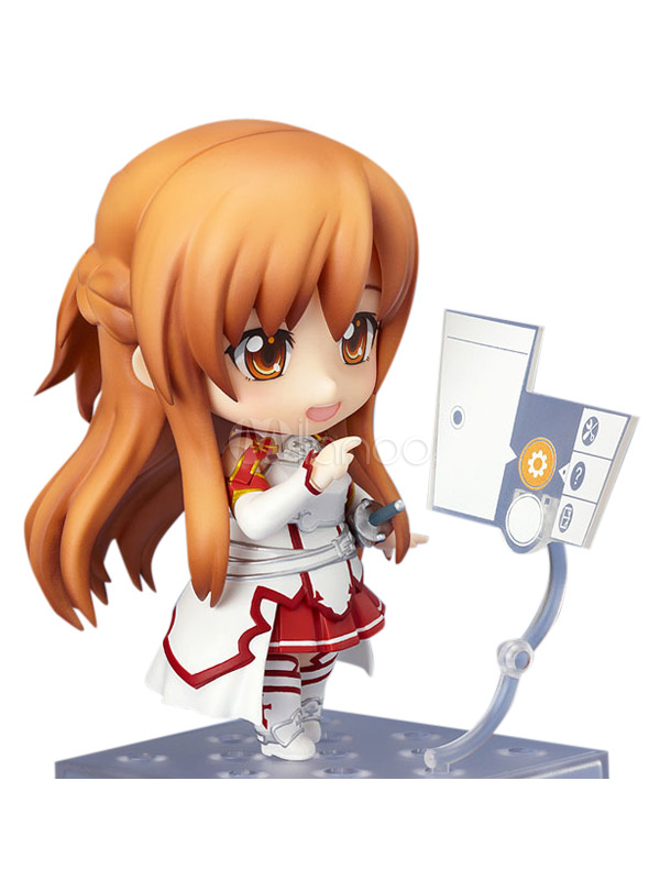 Sword Art Online Yuuki Asuna Cool Anime Action Figure