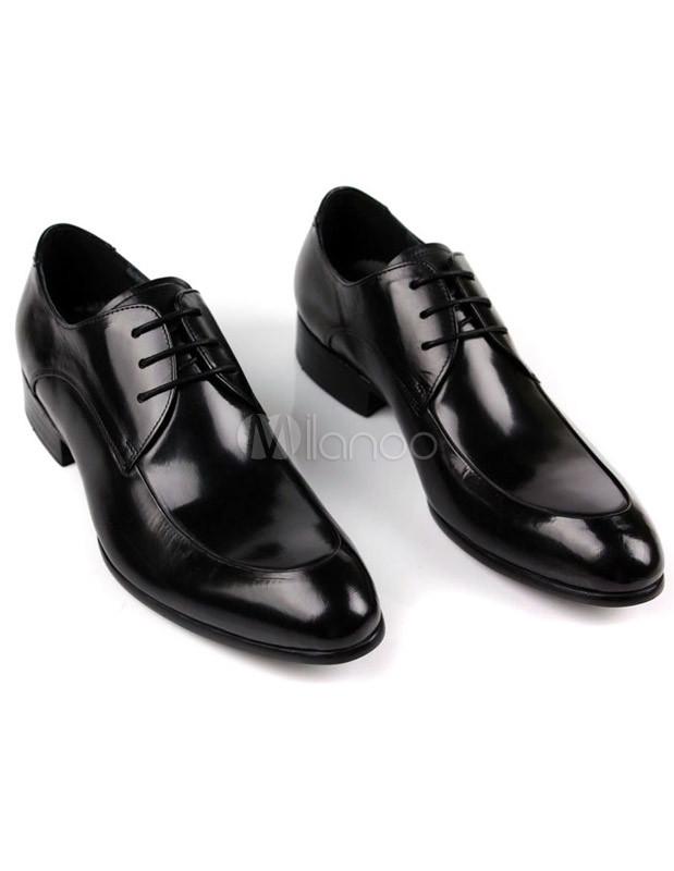 más baratas ee824 cd0f3 Zapatos modernos de vestir con cordones para hombres