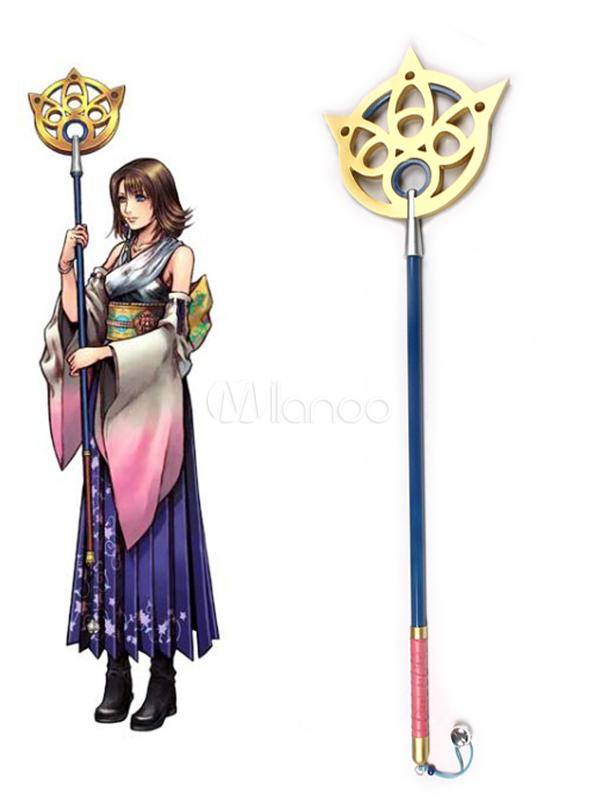Final Fantasy Yuna Halloween Cosplay Weapon Halloween