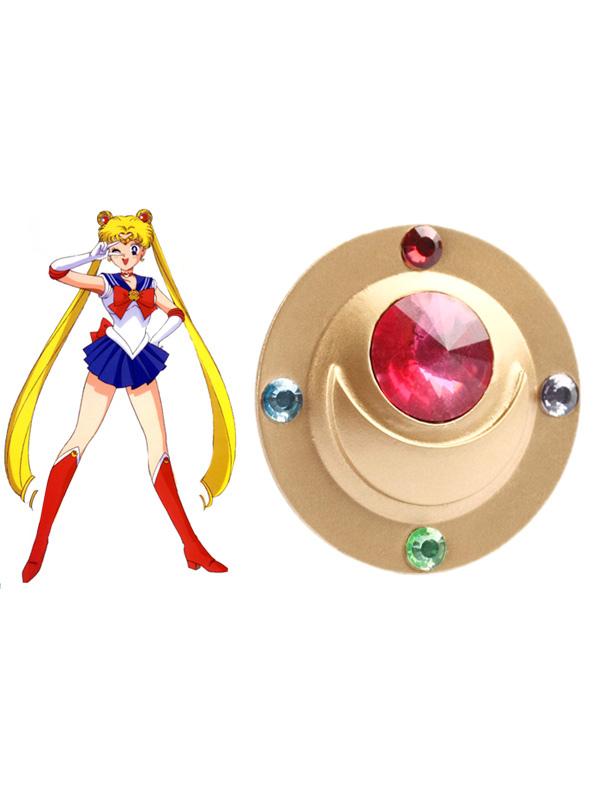 Sailor Moon Tsukino Usagi Resin Chic Anime Jewelry  Halloween