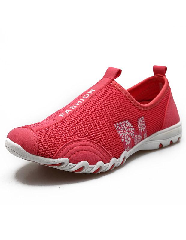 Cool elegante Sneakers Mesh traspirante donna 1DDmfa85
