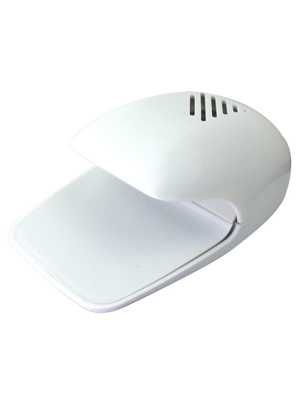White Solid Color 2 Colors Chic Nail Dryer Cheap clothes, free shipping worldwide