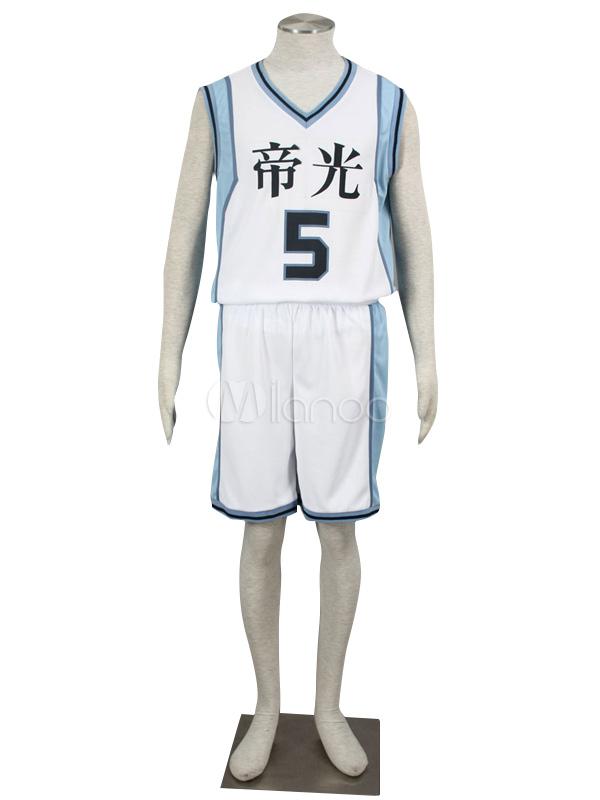 Buy Kuroko No Basketball Murasakibara Atsushi Cosplay Costume Halloween for $25.99 in Milanoo store