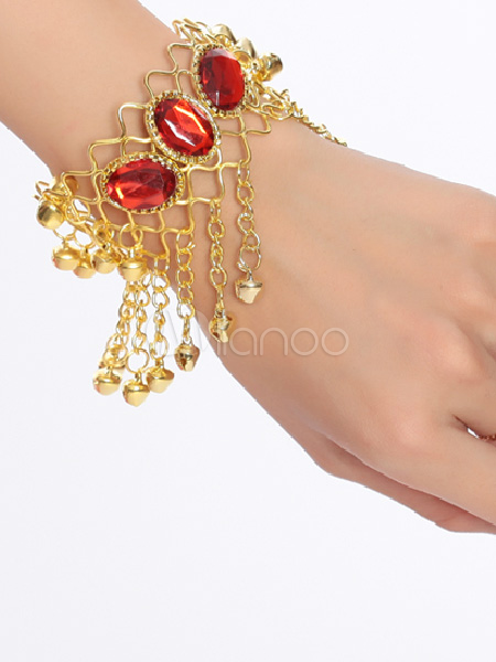 Bracelet Belly Dance Costume Multi Color Tasses Fashion Women's Bollywood Dance Jewelry Accessories