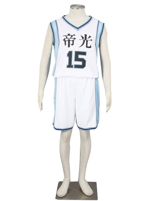 Buy Kuroko No Basketball Kuroko Tetsuya Cosplay Costume Halloween for $23.39 in Milanoo store