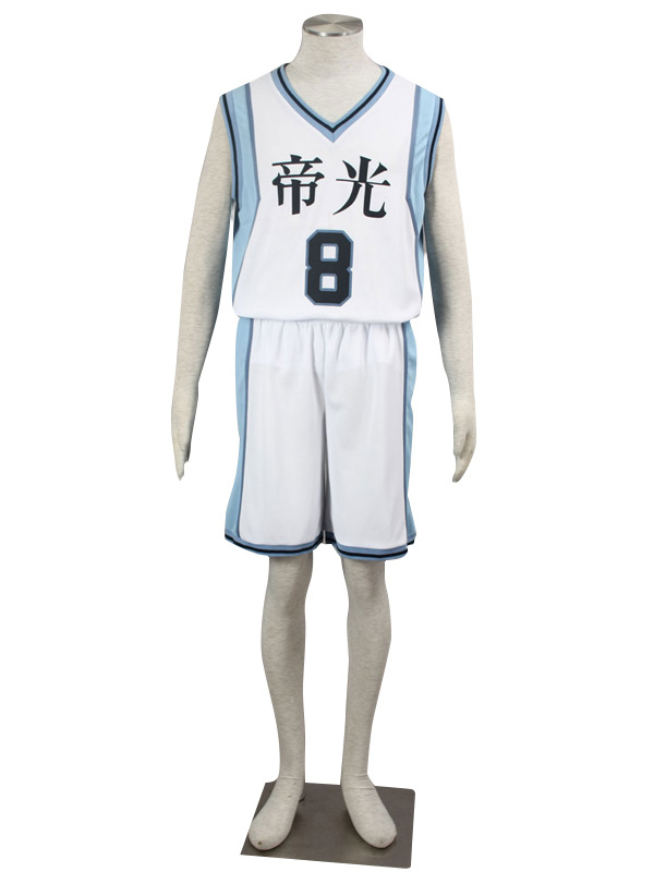 Buy Kuroko No Basketball /Kise Ryota Cosplay Costume Halloween for $22.61 in Milanoo store