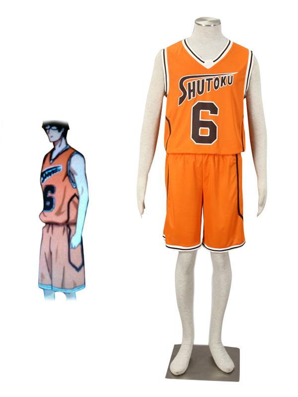 Buy Kuroko No Basketball Midorima Shintaro Cosplay Costume Halloween for $30.35 in Milanoo store