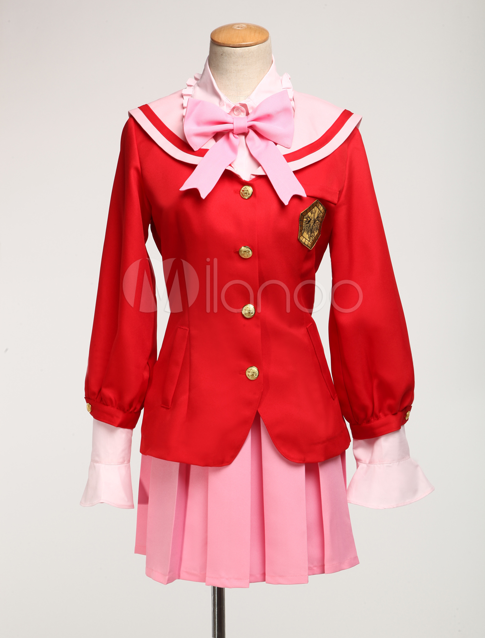 The World God Only Knows School Uniform Cosplay Costume  Halloween
