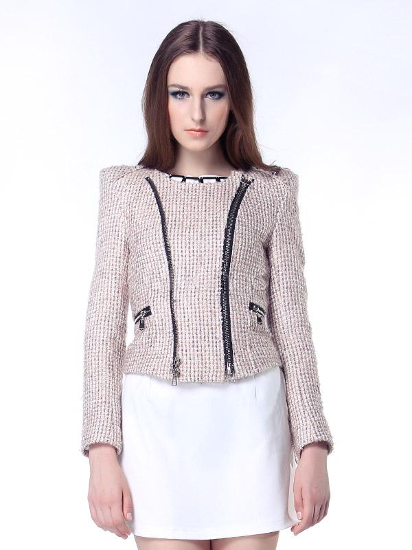 Giacca di lana elegante