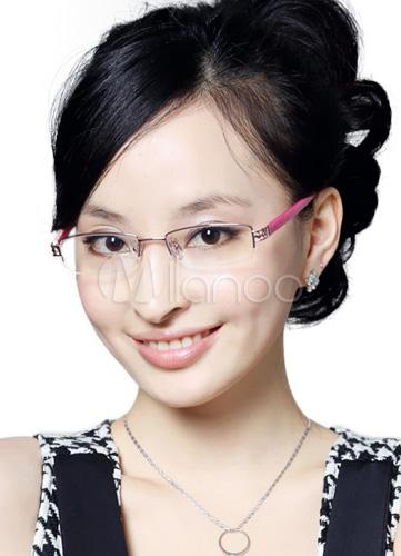 mejor elección belleza desigual en el rendimiento Lente de protección formal de antireflejos semi-sin Montura Gafas
