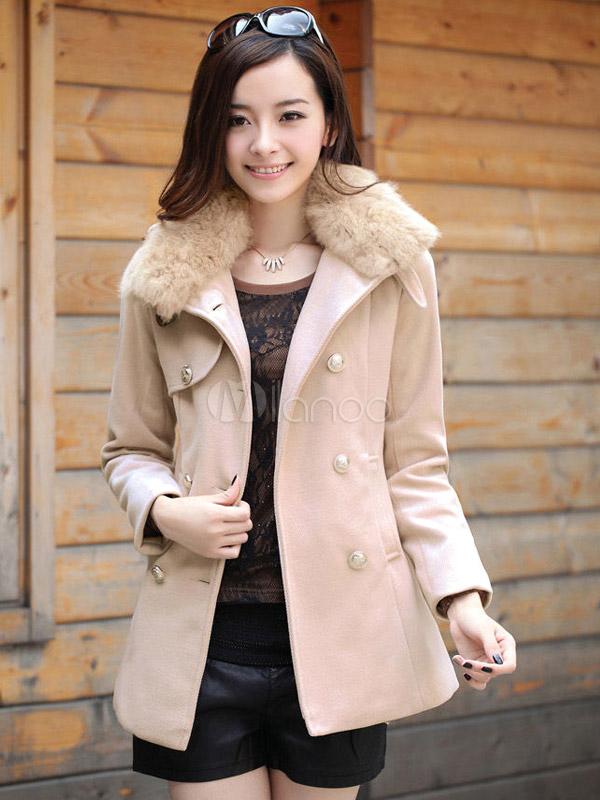Un beau manteau femme