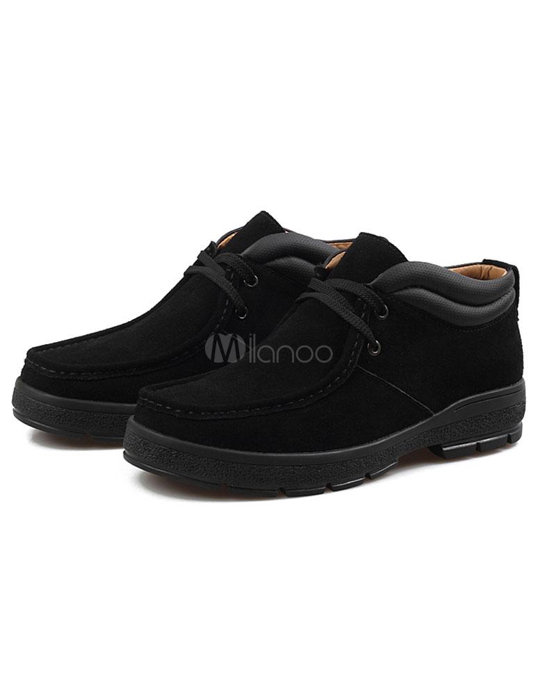 Zapatos negros casual para hombre yy5SvsGz