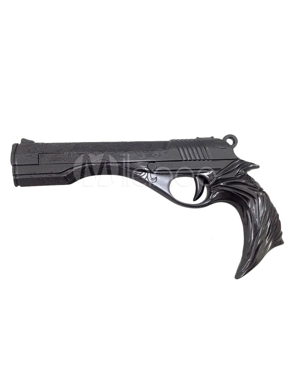 Devil May Cry Dante Cosplay Black Gun