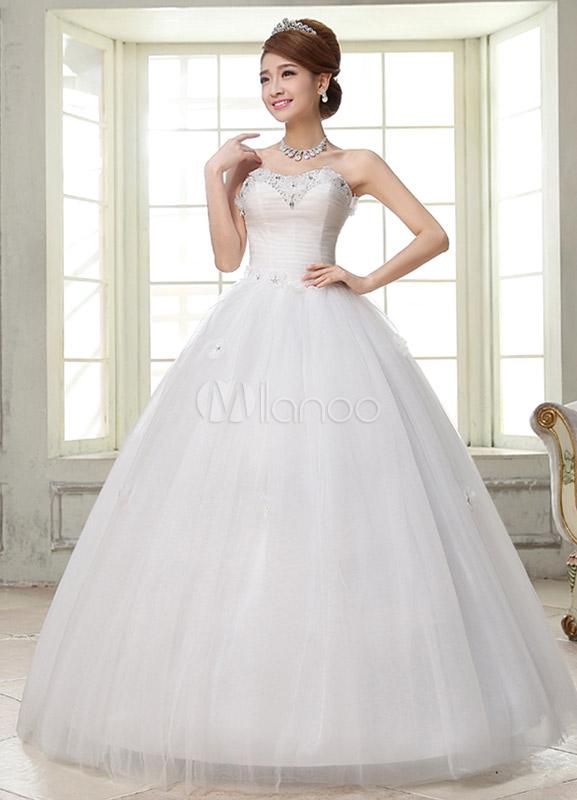 Venta de vestidos de novia blanco
