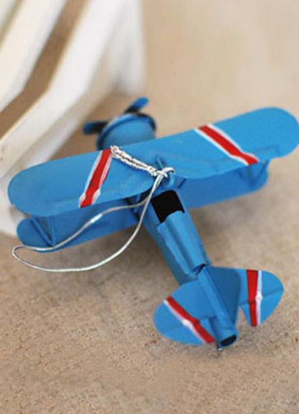 Handmade Retro Ironhide Plane Creative Gift